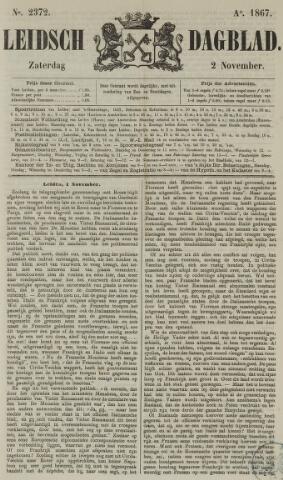 Leidsch Dagblad 1867-11-02