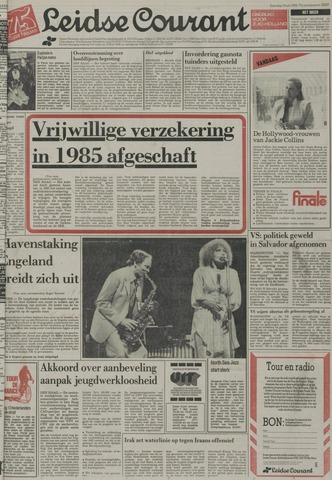 Leidse Courant 1984-07-14