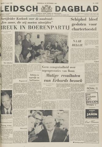Leidsch Dagblad 1966-09-28