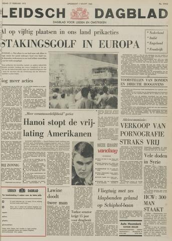 Leidsch Dagblad 1973-02-27