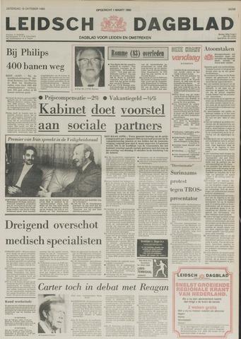 Leidsch Dagblad 1980-10-18