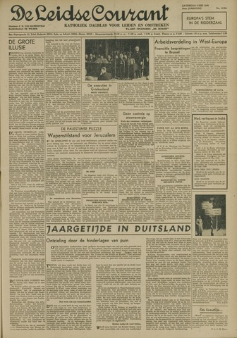 Leidse Courant 1948-05-08
