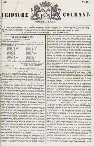 Leydse Courant 1871-06-01