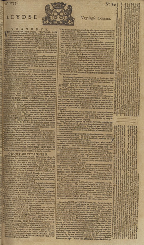 Leydse Courant 1755-07-04