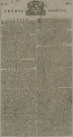 Leydse Courant 1728-01-28