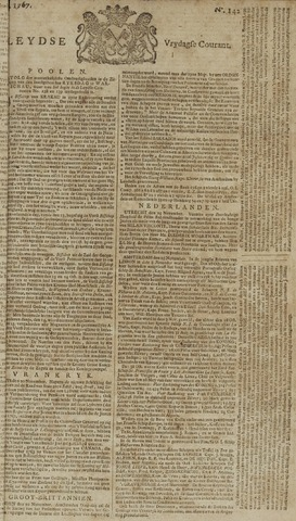 Leydse Courant 1767-11-27