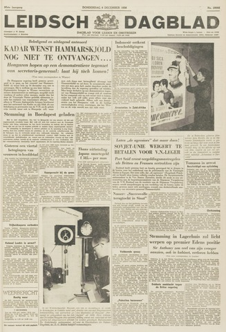 Leidsch Dagblad 1956-12-06