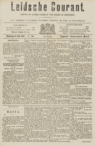 Leydse Courant 1887-07-16