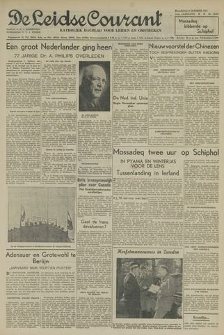 Leidse Courant 1951-10-08