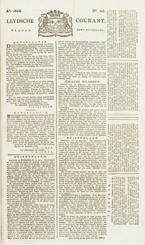 Leydse Courant 1826-09-08