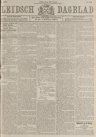 Leidsch Dagblad 1916-06-13