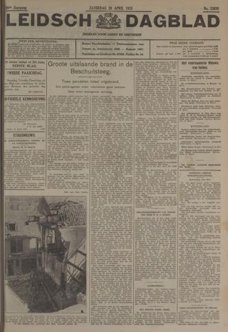 Leidsch Dagblad 1935-04-20