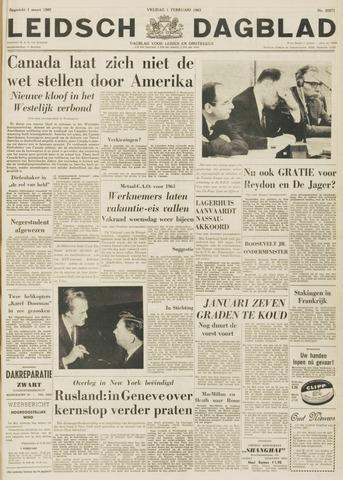 Leidsch Dagblad 1963-02-01