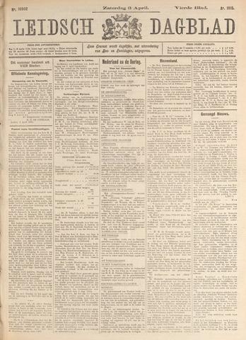 Leidsch Dagblad 1915-04-03