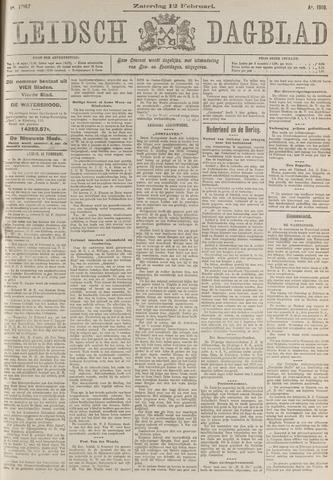 Leidsch Dagblad 1916-02-12