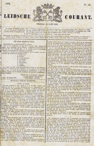 Leydse Courant 1872-01-19