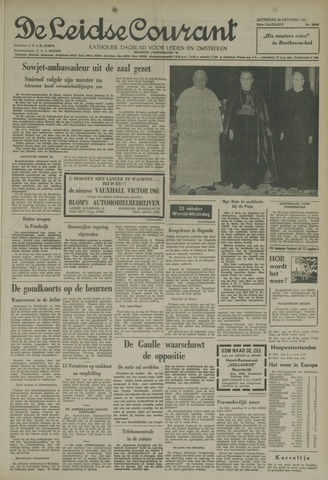 Leidse Courant 1960-10-22