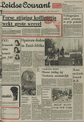 Leidse Courant 1976-08-10