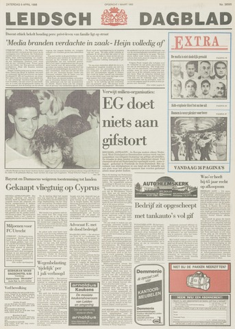 Leidsch Dagblad 1988-04-09