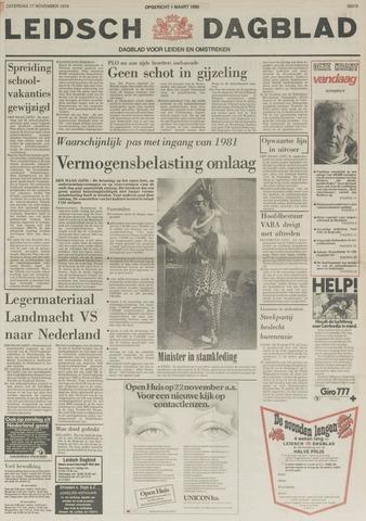 Leidsch Dagblad 1979-11-17