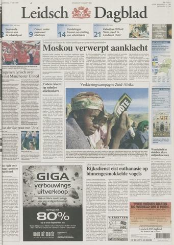 Leidsch Dagblad 1999-05-27