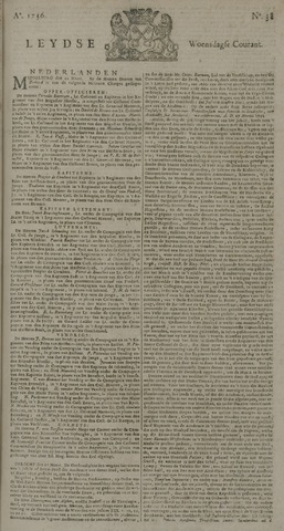 Leydse Courant 1736-03-28