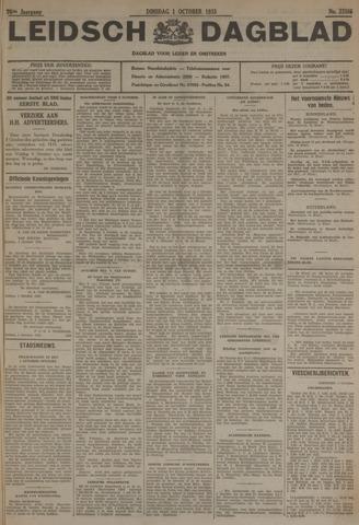 Leidsch Dagblad 1935-10-01