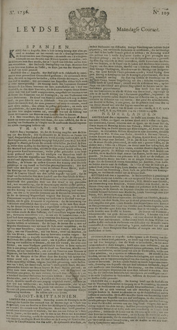Leydse Courant 1736-09-10