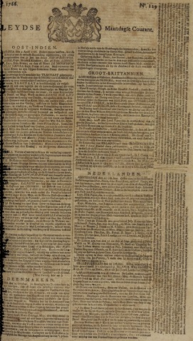 Leydse Courant 1766-10-27