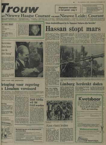Nieuwe Leidsche Courant 1975-11-10