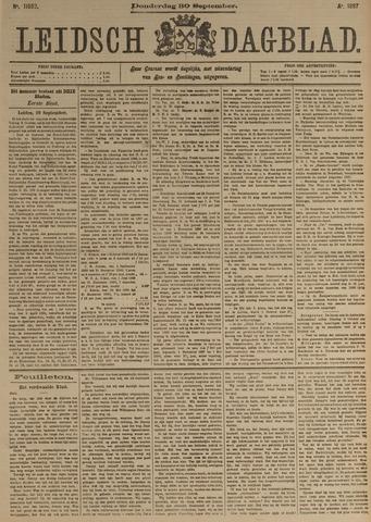 Leidsch Dagblad 1897-09-30