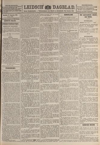 Leidsch Dagblad 1921-08-15
