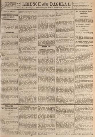 Leidsch Dagblad 1921-04-26