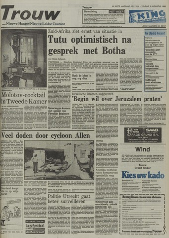 Nieuwe Leidsche Courant 1980-08-08