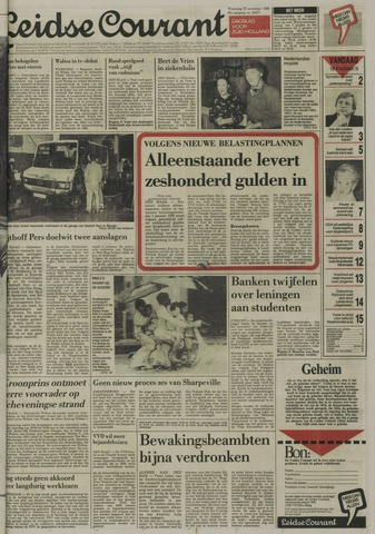 Leidse Courant 1988-11-23