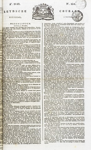 Leydse Courant 1843-11-08