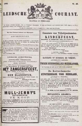 Leydse Courant 1882-02-27