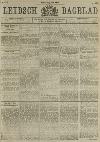 Leidsch Dagblad 1911-05-16