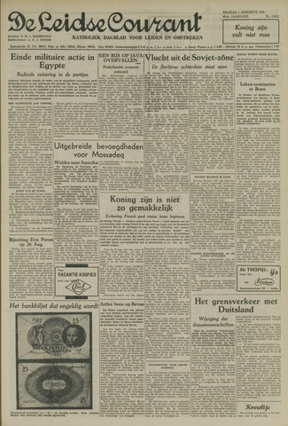 Leidse Courant 1952-08-01