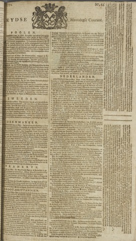 Leydse Courant 1772-06-01