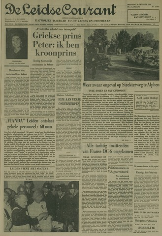 Leidse Courant 1964-10-05