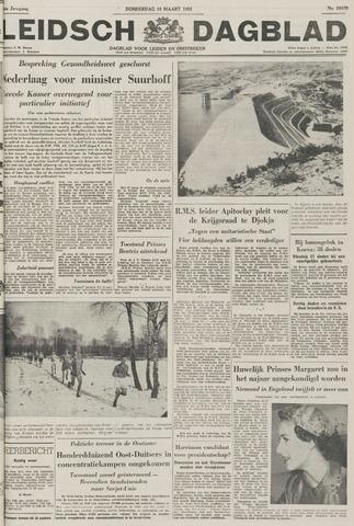 Leidsch Dagblad 1955-03-10
