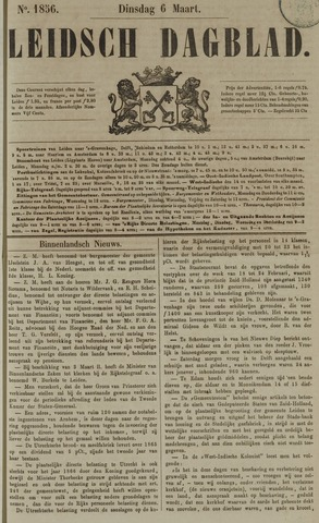 Leidsch Dagblad 1866-03-06