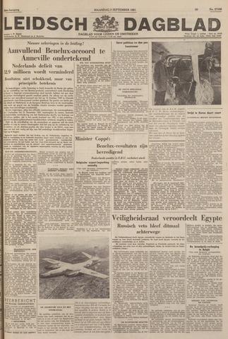 Leidsch Dagblad 1951-09-03