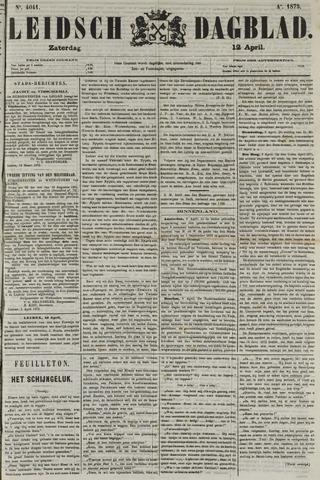 Leidsch Dagblad 1873-04-12