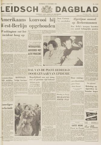 Leidsch Dagblad 1963-10-12