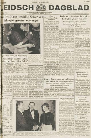 Leidsch Dagblad 1954-11-05