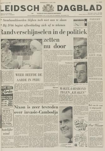 Leidsch Dagblad 1970-06-04