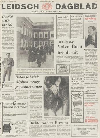 Leidsch Dagblad 1975-10-31