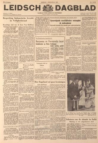 Leidsch Dagblad 1947-08-01